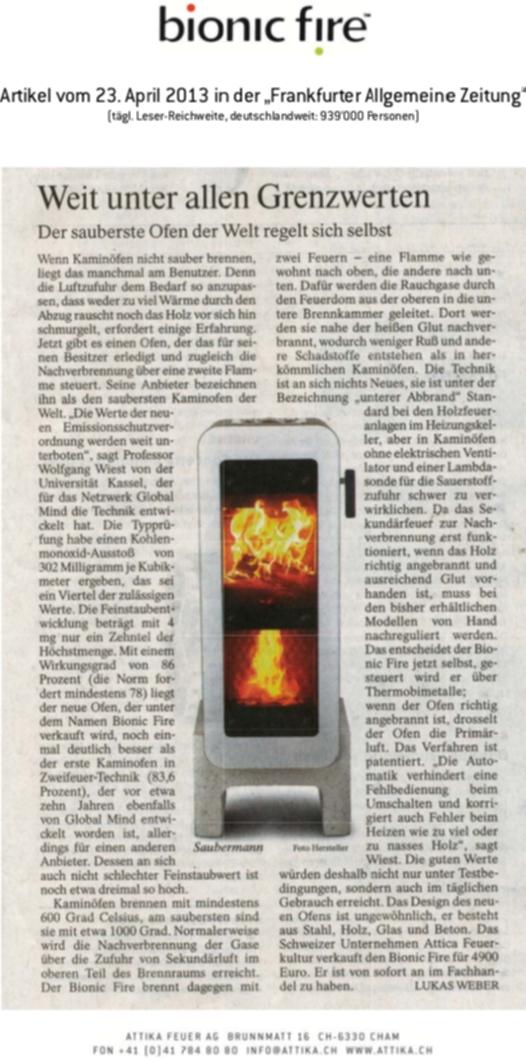 Bionic Fire