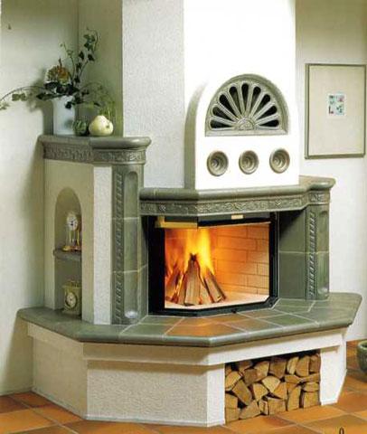 landhaus oder rustikalen stil kamin ofenbau. Black Bedroom Furniture Sets. Home Design Ideas