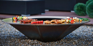 Grill-Party mit CIRCLE